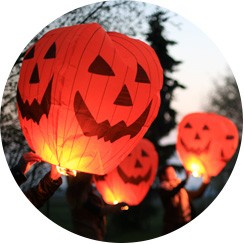 Halloween Home Decoration - Cheap Halloween Decoration - SkyLantern Original