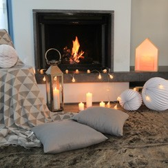 A cosy atmosphere for your living room