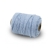 Turquoise Cotton String
