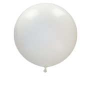 White Giant Balloon