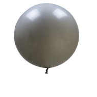 Grey Giant Balloon
